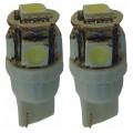 Žárovky led T10W2,1x9,5d bílé 12V 70-41