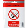 SAMOLEPÍCÍ DEKORY zákaz kouření 1/02069