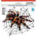 Samolepicí dekory tarantula s pavučinou 1/03265