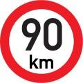 SAMOLEPÍCÍ DEKORY 90km 1/04012