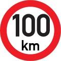 SAMOLEPÍCÍ DEKORY 100km 1/04040