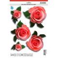 SAMOLEPÍCÍ DEKORY růže 1/08259