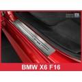 """Ochranné prahové lišty BMW X6 F16 2014-> """"special edition"""" 4ks 2/03016"""