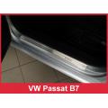 "OCHRANNÉ PRAHOVÉ LIŠTY VOLKSWAGEN Passat B7 ""exclusive"" 4ks 2/22052"