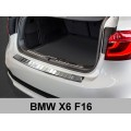 Ochranná lišta hrany kufru BMW X6 F16 2/35082