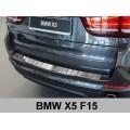 OCHRANNÁ LIŠTA hrany kufru BMW X5 F15 2/35083