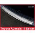 OCHRANNÁ LIŠTA hrany kufru TOYOTA Avensis III Sedan Facelift 2012-2015  2/35121