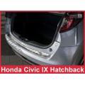Ochranná lišta hrany kufru Honda Civic Hatchback Facelift  2/35129