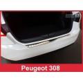 OCHRANNÁ LIŠTA hrany kufru PEUGEOT 308 II Hatchback Facelift 2017-> 2/35191