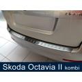 OCHRANNÁ LIŠTA hrany kufru ŠKODA OCTAVIA II COMBI 2/35242