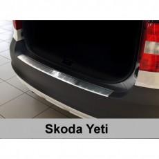 OCHRANNÁ LIŠTA hrany kufru ŠKODA YETI 2/35245