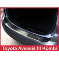 OCHRANNÁ LIŠTA hrany kufru TOYOTA Avensis III Combi 2009-2015  2/35266