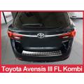OCHRANNÁ LIŠTA hrany kufru TOYOTA Avensis III Combi Facelift  2015-> 2/35278