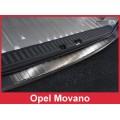 OCHRANNÁ LIŠTA hrany kufru OPEL Astra Movano B 2014-> 2/35325