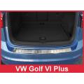 OCHRANNÁ LIŠTA hrany kufru VOLKSWAGEN Golf VI Plus 2009-2012  2/35389