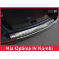 Ochranná lišta hrany kufru  KIA OPTIMA IV combi 2/35657
