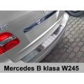 OCHRANNÁ LIŠTA hrany kufru Mercedes B W245 (2005 - 2008) 2/35662