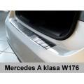 OCHRANNÁ LIŠTA hrany kufru Mercedes Benz A W176 (06/2012->) - 5 dveřový model 2/35664