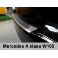 OCHRANNÁ LIŠTA hrany kufru Mercedes A W169 Facelift  2/35670