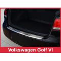 OCHRANNÁ LIŠTA hrany kufru VOLKSWAGEN Golf VI 2008-2012 2/35674