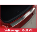 OCHRANNÁ LIŠTA hrany kufru VOLKSWAGEN Golf VII 2012->  2/35679