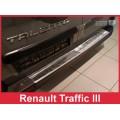 OCHRANNÁ LIŠTA hrany kufru Renault Trafic (Long 118cm) -- od roku výroby 2014  2/35701