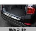 OCHRANNÁ LIŠTA hrany kufru BMW X1 E84 Facelift 2/35735