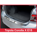 OCHRANNÁ LIŠTA hrany kufru TOYOTA Corolla X E15 2010-2013 2/35754