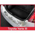 OCHRANNÁ LIŠTA hrany kufru TOYOTA Yaris Facelift 2014-> 2/35758
