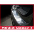 OCHRANNÁ LIŠTA hrany kufru MITSUBISHI Outlander III 2012-2015 2/35760