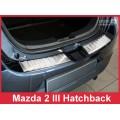 OCHRANNÁ LIŠTA hrany kufru Mazda 2 III Hatchback  (2014->) 2/35764