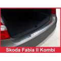 OCHRANNÁ LIŠTA hrany kufru ŠKODA Fabia II Combi 2/35772