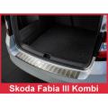 OCHRANNÁ LIŠTA hrany kufru ŠKODA Fabia III Combi 2014-> 2/35786