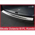 OCHRANNÁ LIŠTA hrany kufru ŠKODA Octavia III COMBI FL 2016->  2/35789