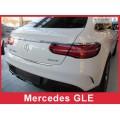 OCHRANNÁ LIŠTA hrany kufru Mercedes Benz GLE Coupe (03/2015->) 2/35814