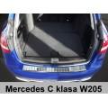 OCHRANNÁ LIŠTA hrany kufru Mercedes Benz C S205 Combi (09/2014->) 2/35826