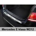 OCHRANNÁ LIŠTA hrany kufru Mercedes Benz E W212 Sedan Facelift (2013 - 2016) 2/35827