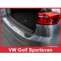 OCHRANNÁ LIŠTA hrany kufru VOLKSWAGEN Golf Sportsvan 2014-> 2/35976