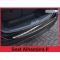 Ochranná lišta hrany kufru černá Volkswagen Sharan II 2010-> 2/45005