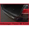 Ochranná lišta hrany kufru černá Volkswagen Passat B8 variant 2014-> 2/45011