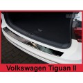 Ochranná lišta hrany kufru černá Volkswagen Tiguan II, Tiguan II all space 2/45036