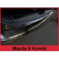 OCHRANNÁ LIŠTA hrany kufru černá Mazda 6 III combi 2012-> 2/45184