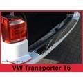 OCHRANNÁ LIŠTA hrany kufru černá VOLKSWAGEN Transporter T6, Caravelle T6 2015-> 2/51002