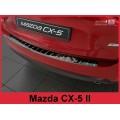OCHRANNÁ LIŠTA hrany kufru černá Mazda CX-5 II 2017-> 2/51006