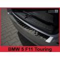 Ochranná lišta hrany kufru BMW 5 F11 2009-2017 černá 2/51016