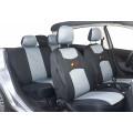 Autopotahy 4 car škoda superb I s nedělenou zadní sedačkou a zadní loketní opěrkou šedé 70170-1