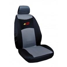 AUTOPOTAHY 4 CAR škoda octavia I s dělenou zadní sedačkou šedé 70067-1