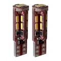 Žárovky led T10W2,1x9,5D bílé 12V  CAN-BUS 59-21