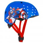 DĚTSKÁ sportovní přilba captain america 59051