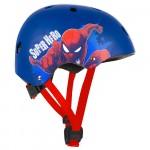 DĚTSKÁ sportovní přilba spiderman 59052